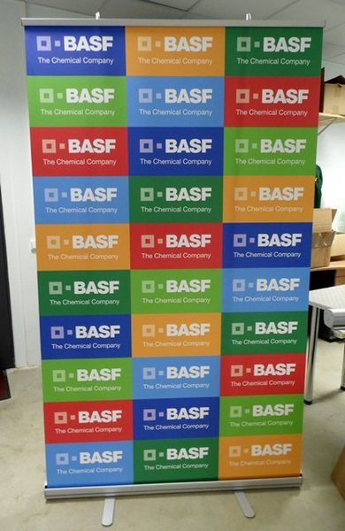 Roll up BASF 120x200cm