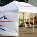 3x6 m Pop-Up teltta
