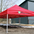 Pop-Up pikateltta 3x6m