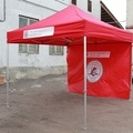 3x3m pop up teltta