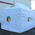 3x4,5m pop up mainosteltta